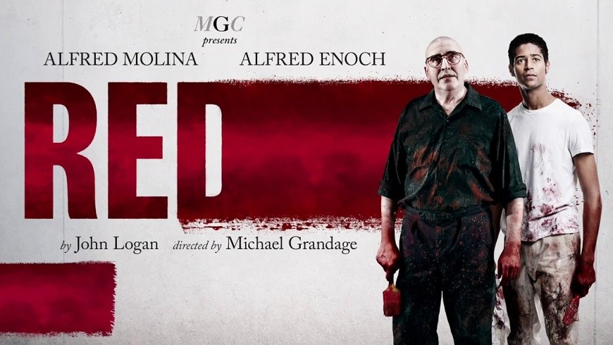 MGC Presents: Red