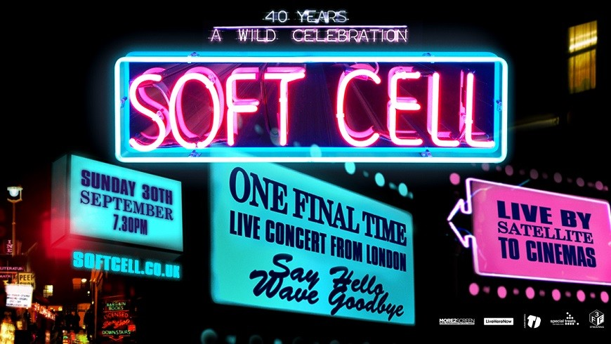 Soft Cell: One Final Time  Live Concert From London