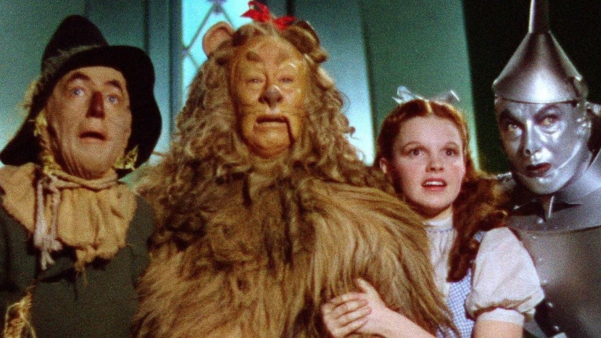 Dementia Friendly: The Wizard Of Oz