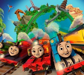 Thomas And Friends: Big World Big Asventures! The Movie