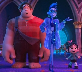 Ralph Breaks The Internet: Wreck It Ralph 2 (2018)