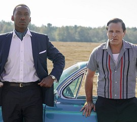 Pat's Movie Greats: Green Book