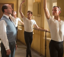 The White Crow plus live satellite Q&A with Ralph Fiennes