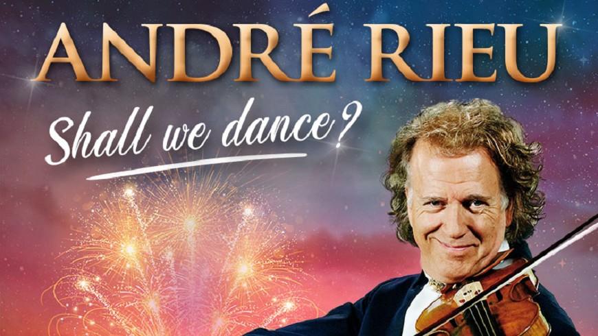 Andre Rieu's 2019 Maastricht Concert: Shall We Dance