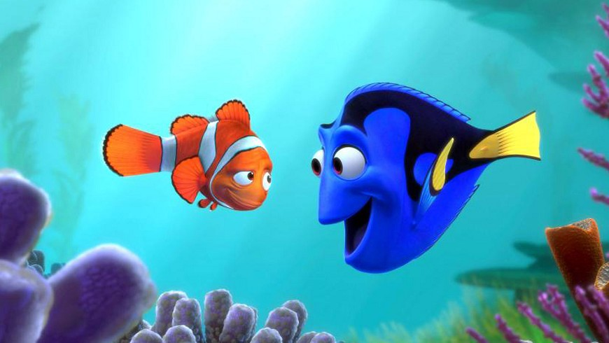 Finding Nemo 2D (Re)