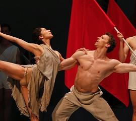 Spartacus – Australian Ballet (2019)