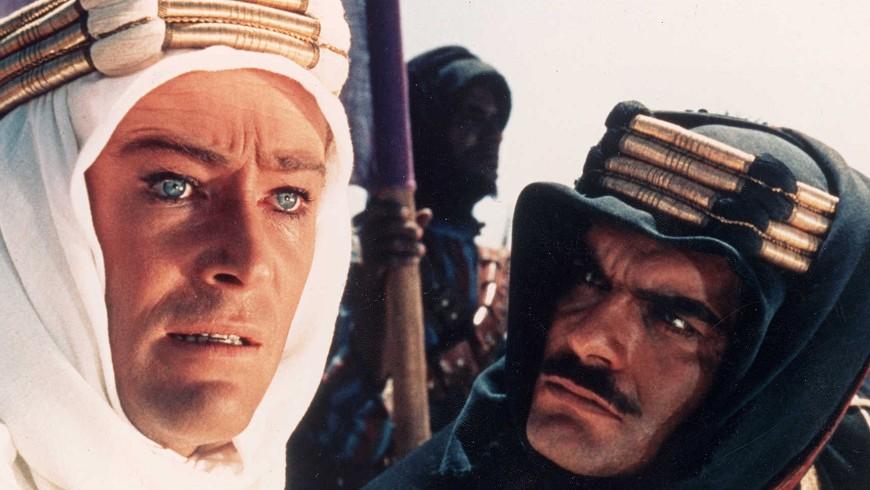 Lawrence of Arabia (re: 2012)