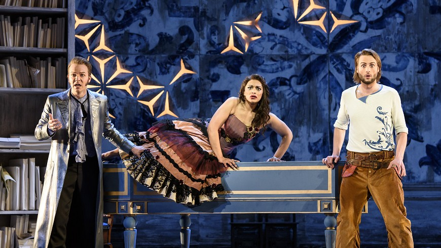 Glyndebourne: The Barber of Seville
