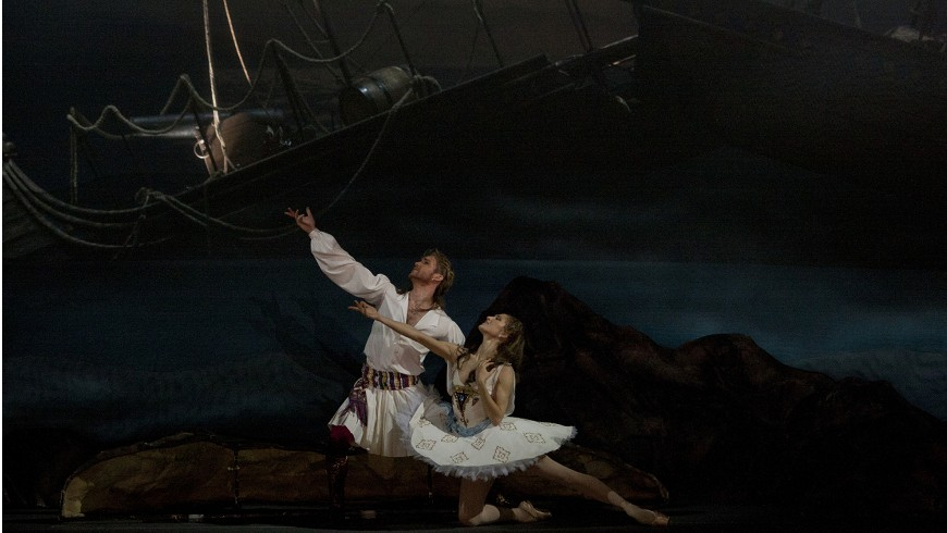 Bolshoi 19/20: Le Corsaire (Captured Live)