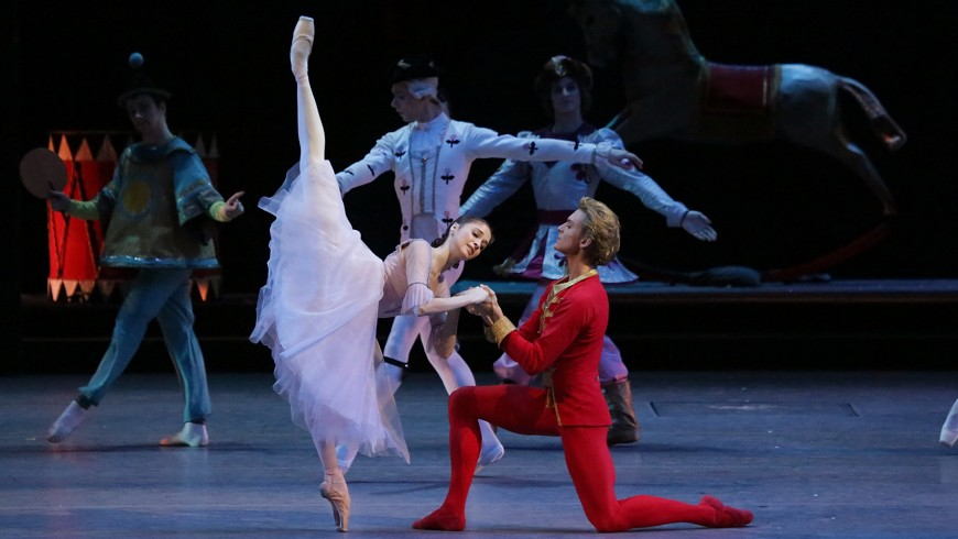Bolshoi 19/20: The Nutcracker (Captured Live)