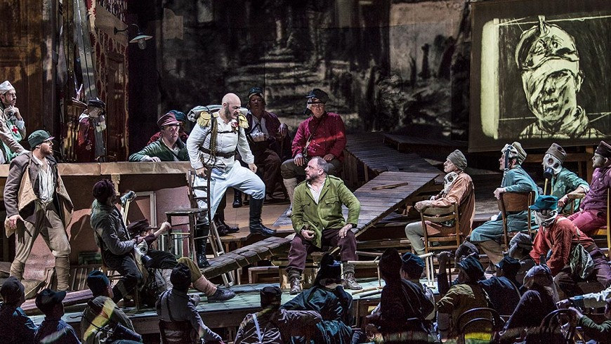 Met Encore 18/19: La Fanciulla del West