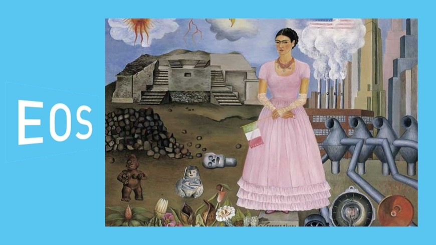 Exhibition On Screen – Frida Kahlo