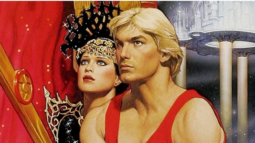 Flash Gordon: 40th Anniversary in 4K