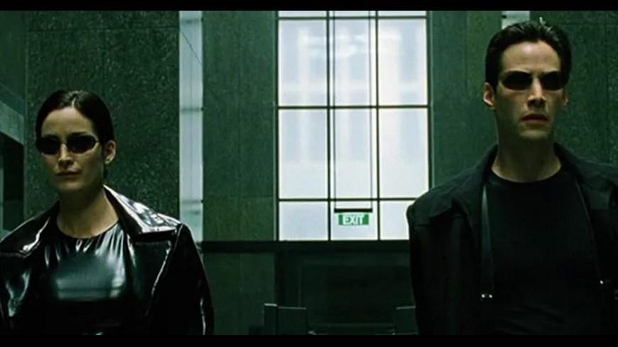 The Matrix 20th Anniversary in 4K
