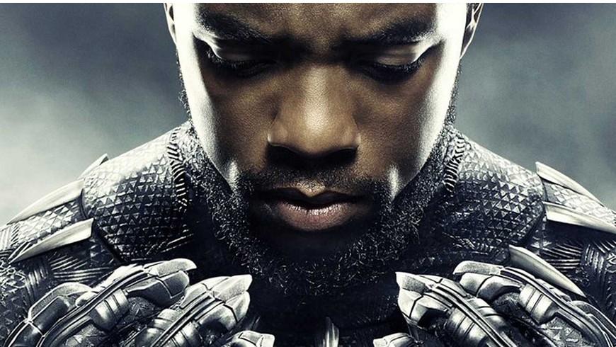 Black Panther 2D
