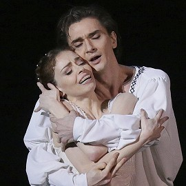 Bolshoi 20/21 Romeo and Juliet