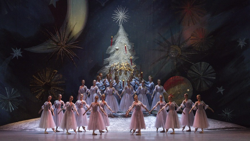 Bolshoi 20/21 The Nutcracker