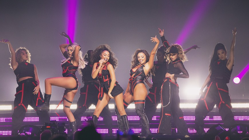 Little Mix: LM5 – The Tour Film