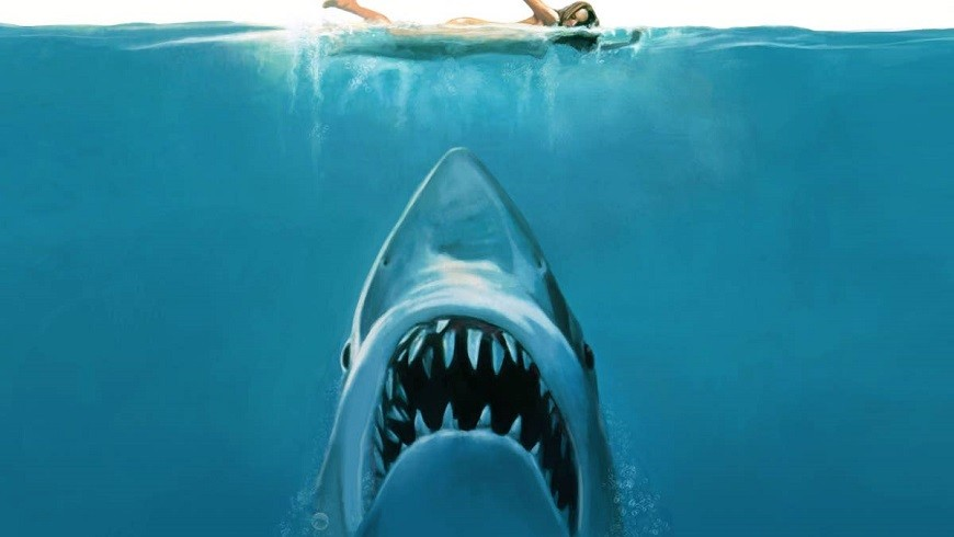 Pat's Movie Greats: Jaws