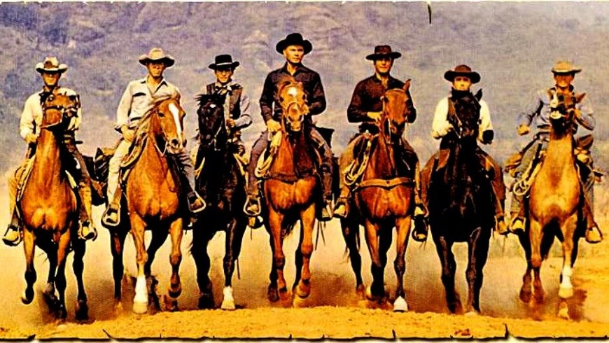 Pat's Movie Greats: The Magnificent Seven (1960)