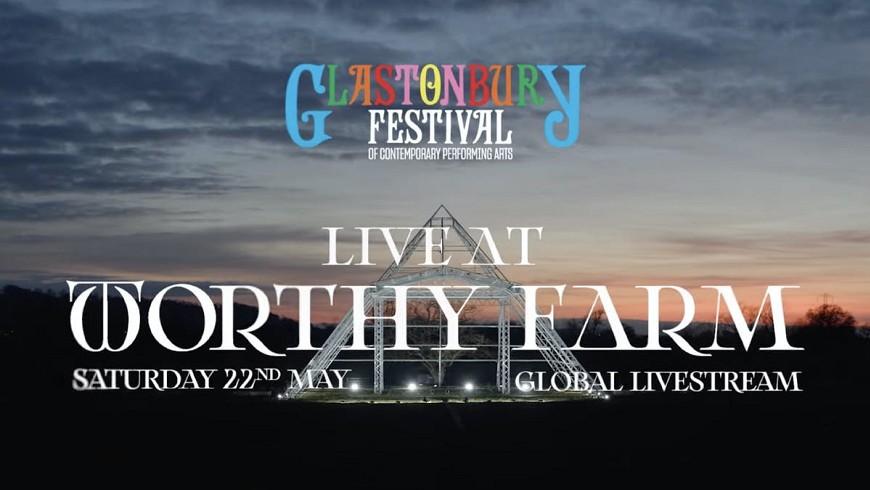 Glastonbury Festival presents Live At Worthy Farm