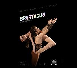 Bolshoi 2021/22: Spartacus