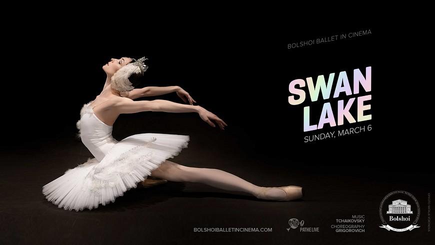 Bolshoi 2021/22: Swan Lake