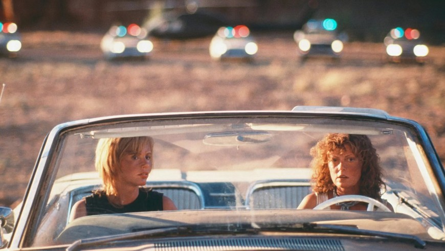 """Thelma & Louise """"Great Night Out"""" Film & Food"""