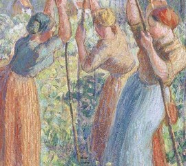 Exhibition on Screen: Pissarro – The Father of Impressionism