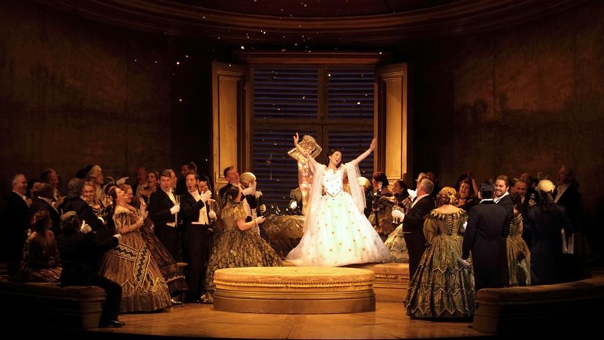 ROH Live 2021/22: La Traviata