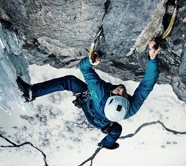Parent & Baby: The Alpinist