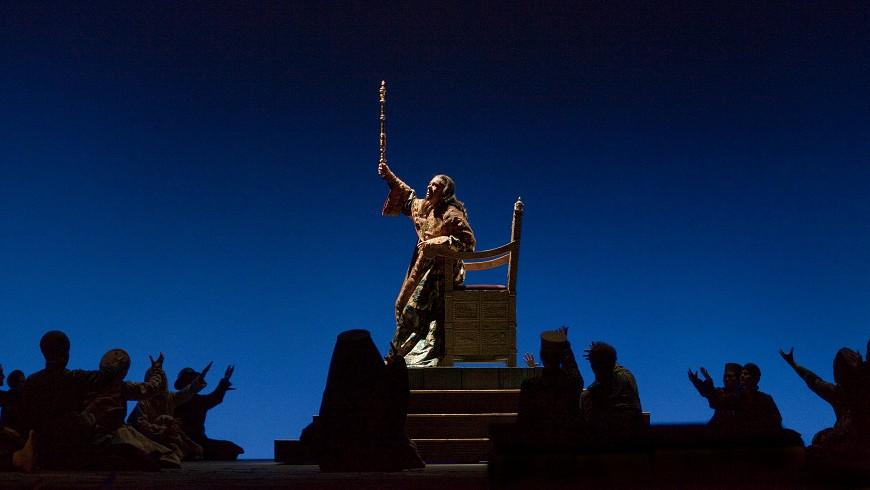 Met Opera Live 2021/22: Boris Godunov