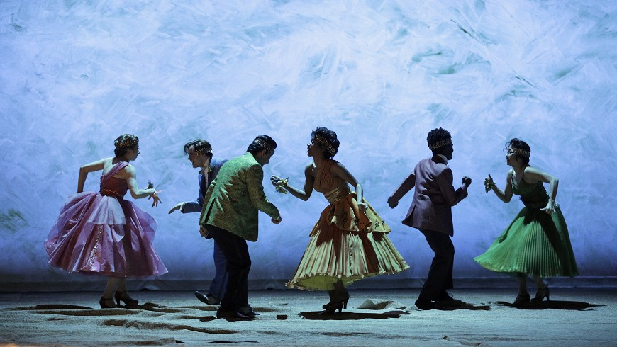 Met Opera Live 2021/22: Eurydice