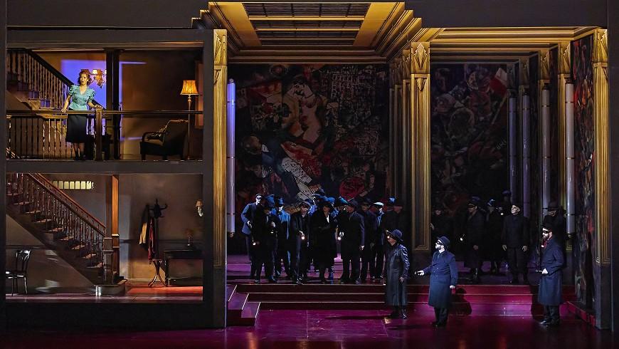 Met Opera Live 2021/22: Rigoletto