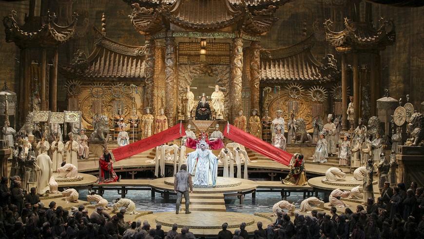 Met Opera Live 2021/22: Turandot