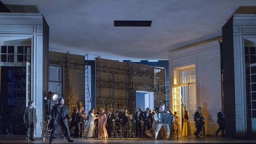 Met Opera Live 2021/22: Hamlet
