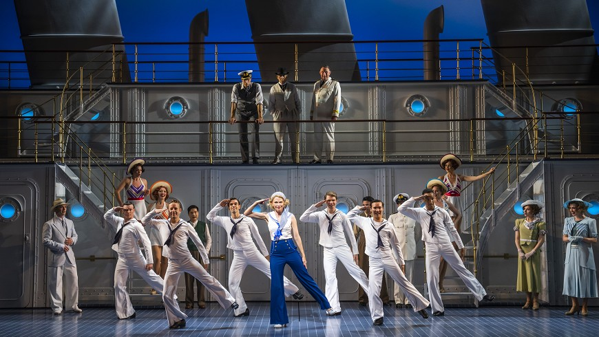 Anything Goes – The Musical