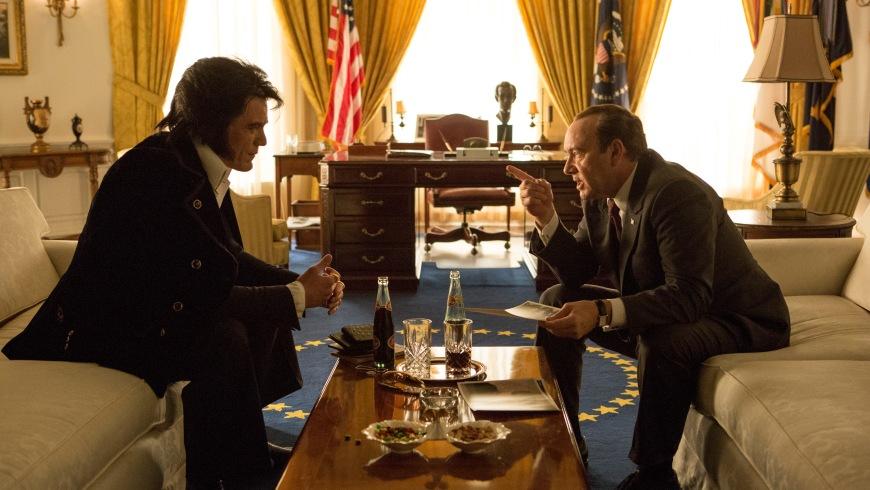 Elvis And Nixon