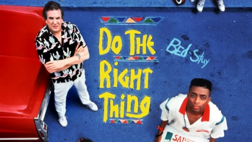 Cult Film Club: Do The Right Thing