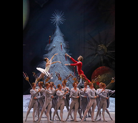 Bolshoi:The Nutcracker thumbnail image