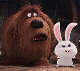 The Secret Life Of Pets 2D thumbnail image