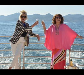 Absolutely Fabulous: The Movie thumbnail image