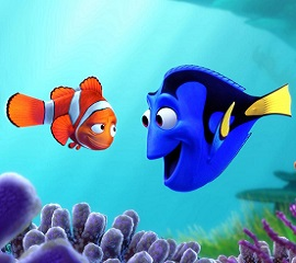 Finding Dory 2D thumbnail image
