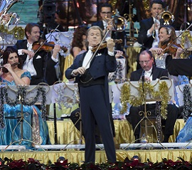 André Rieu: Christmas with André thumbnail image