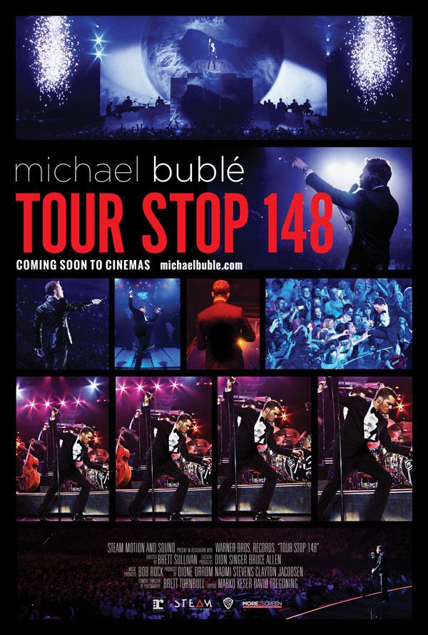 Michael  Bublé  Tour Stop 148 thumbnail image