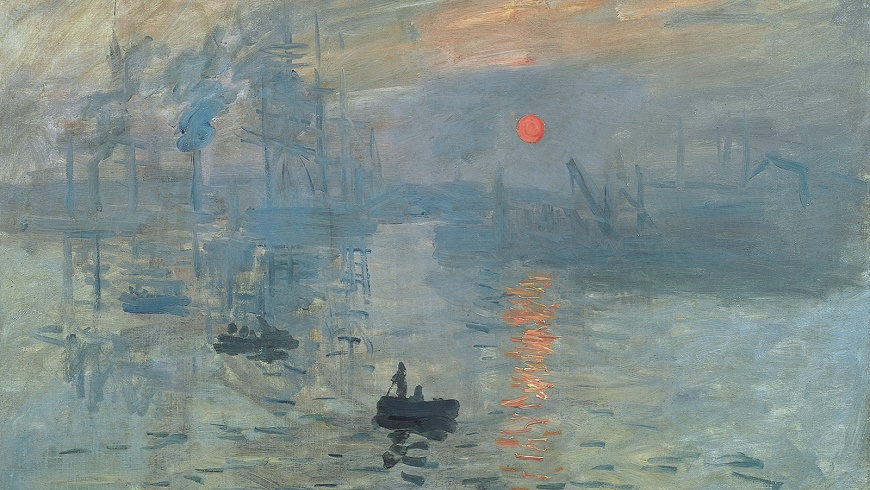 Exhibition: I, Claude Monet.