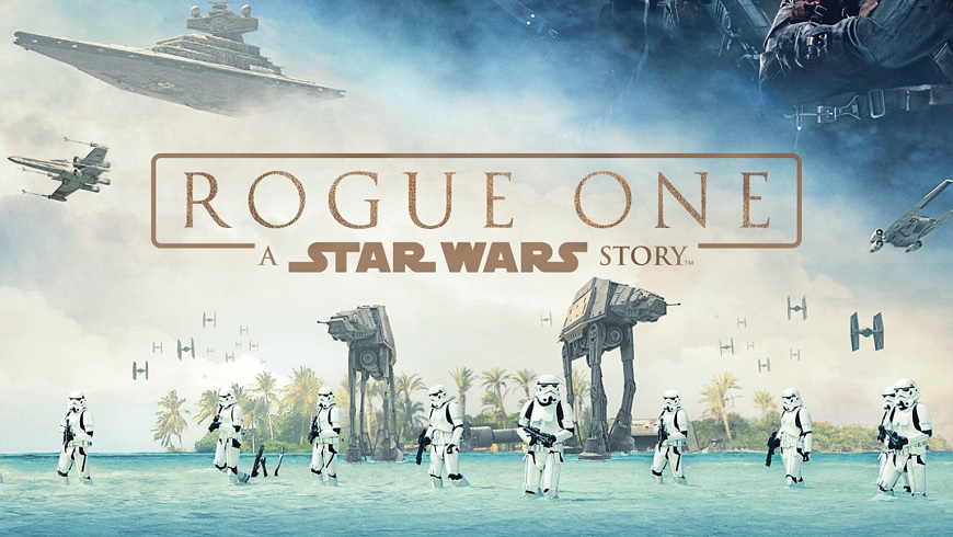 Rogue One: A Star Wars Story 2D