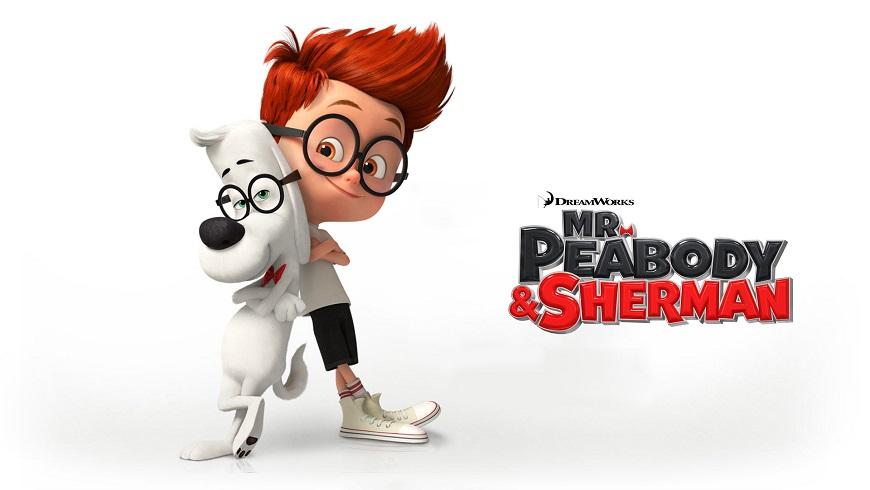 Mr. Peabody & Sherman HINDI Full Movie (480p) [300MB]