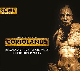 RSC Live: Coriolanus (2017) thumbnail image
