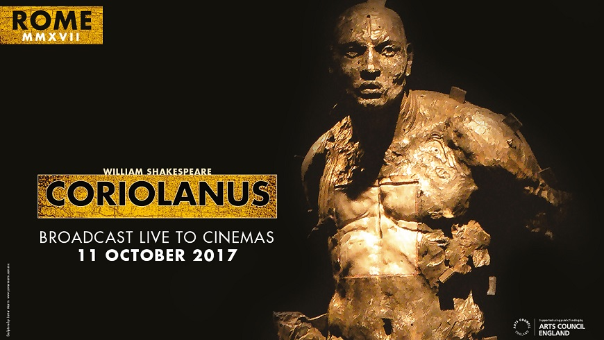 RSC Live: Coriolanus (2017)